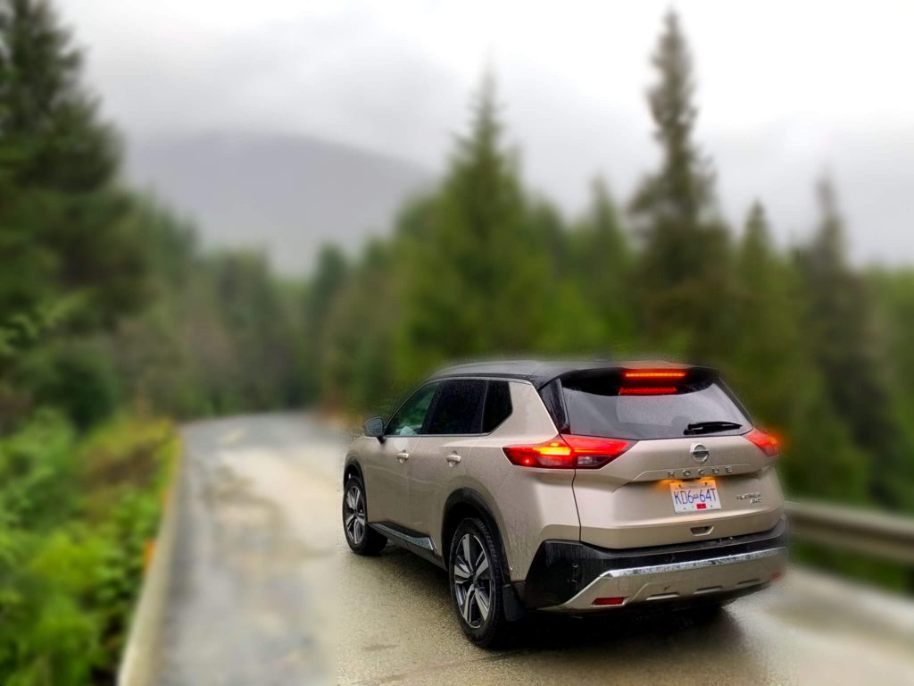 Vancouver Island In The 2021 Nissan Rogue